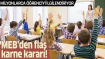 Öğrenciler dikkat!