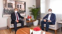 'Adana'nın sporda daha da ileriye gitmesi için çalışacağız'