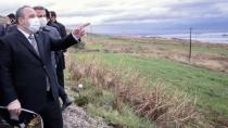 Bakan Varank, Ceyhan'da İncemelerde Bulundu