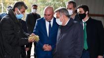 Vali Elban, 'İnsanımıza hizmet etmek bizim de önceliğimiz'