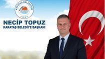 Başkan Necip Topuz Azerbaycan Ulusal Basınında
