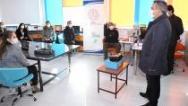 Vali Elban öğretmenlerle buluştu!