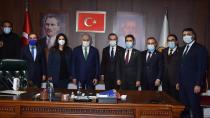 AK Partili Sarıeroğlu, Kandemir ve Yıldırım Adana'da ziyaretlerde bulundu!