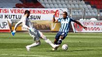 Adana Demirspor Samet Aybaba ile siftah yaptı...