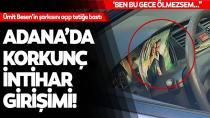 Yer Adana: Bunalıma girdi, Ümit Besen dinleyerek intihar etti!