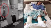 Dayakçı kocadan şaka gibi savunma: Sakinleştirmek için kolunu ısırdım