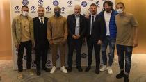 'Adana Demirspor Coin ve Mavi Şimşekler' mobil uygulamasının tanıtımı yapıldı
