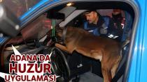 Adana'da polis denetimlerinde 54 silah ele geçirildi
