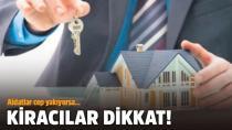 Ev sahibi ve kiracılar dikkat! Aidat ödemeleri...