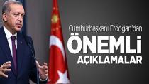 Erdoğan, kademeli normalleşmenin yol haritasını açıkladı! İşte kalkan kısıtlamalar...