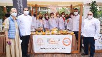 Karnavalda portakallı lezzetler