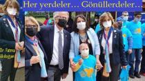 """Akdoğan, """"Otizmli çocukları topluma kazandırmalıyız"""""""