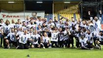 Adana Demirspor'a tebrik yağdı...