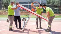 Seyhan'da spor tesisleri yeni döneme hazırlanıyor!