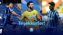 Adana Demirspor, dört futbolcu ile yollarını ayırdı