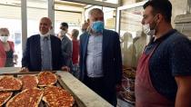 Gaziantep halkı Başkan Zeydan Karalar'ı bağrına bastı