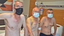 Göğüs yarılmadan kalp ameliyatı...