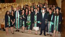 ÇÜ Eğitim Fakültesi 700 Öğretmen Adayını Daha Uğurladı
