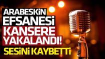 Türk müziğinin güçlü sesinden kötü haber!