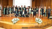Fen Edebiyat Fakültesi 280 Mezununu Uğurladı