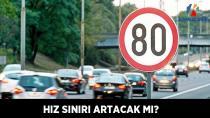 Otomobiller için hız sınırı hangi yollarda kaç olacak?