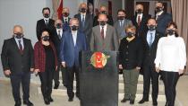 Esendemir: 'Gazeteci kisvesiyle  etnik ayrımcılık yapılmamalıdır'