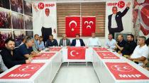 """""""Tüm çabamız daha güçlü bir Türkiye için''"""