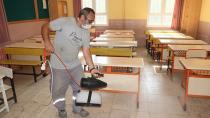 Pozantı'da okullar eğitime hazır!