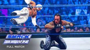 FULL MATCH - Undertaker vs. Rey Mysterio: SmackDown