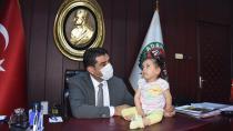 SMA hastası Eliz Mira için  Adana Barosu harekete geçti