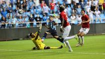 Adana Demirspor umut verdi: 4-0