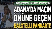 Balotelli bu haftayı da boş geçmedi...