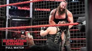 Men's Elimination Chamber Match: WWE Elimination Chamber