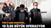 Adana merkezli 18 ilde yasa dışı bahis operasyonu: 46 gözaltı